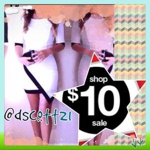 Dresses & Skirts - 🚨*FINAL PRICE!!!*🚨 Asymmetrical Bodycon Dress